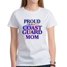 Coast Guard - Mom Tee