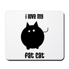 Fat Cat Mousepad