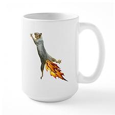 Fire Tail Squirrel Mug