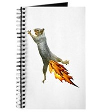 Fire Tail Squirrel Journal