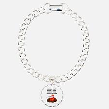 Wiener On Fire Bracelet