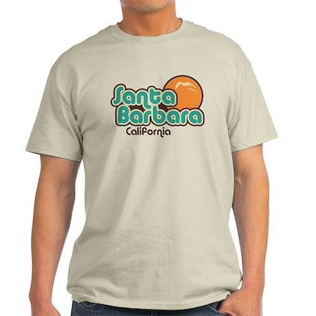 Santa Barbara California Light T-Shirt