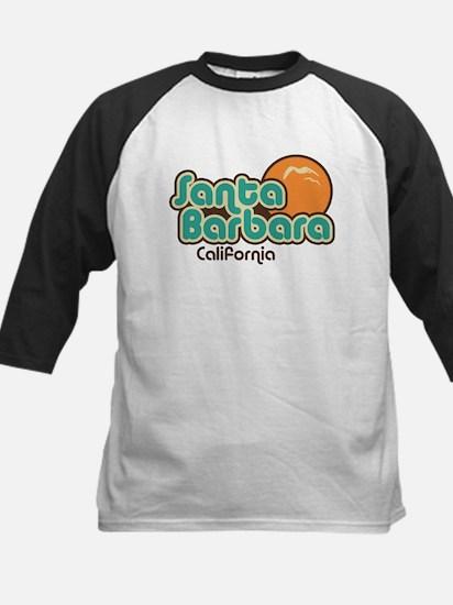 Santa Barbara California Kids Baseball Jersey