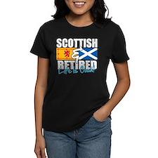 Scottish & Retired Tee