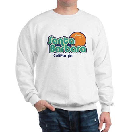 Santa Barbara California Sweatshirt