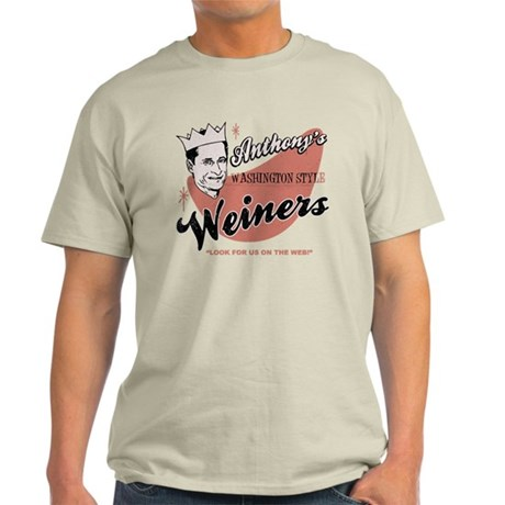 Anthony's Weiners Light T-Shirt
