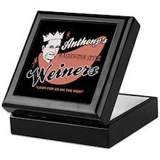 Anthony's Weiners Keepsake Box