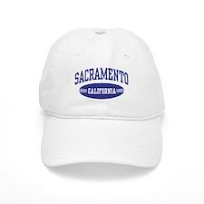 Sacramento California Baseball Cap