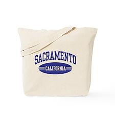Sacramento California Tote Bag