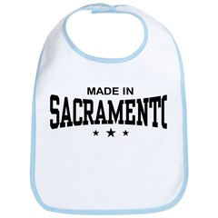 Made In Sacramento Bib