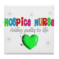 HOSPICE Tile Coaster
