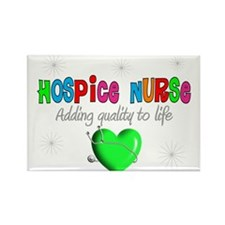 HOSPICE Rectangle Magnet