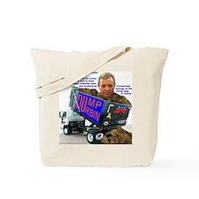 """DUmp DUrbin"" Tote Bag"