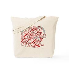 No Master But love Tote Bag