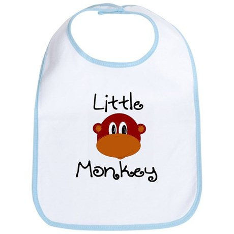 Little Monkey Bib