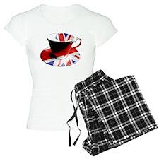 British Cup of Tea Pajamas