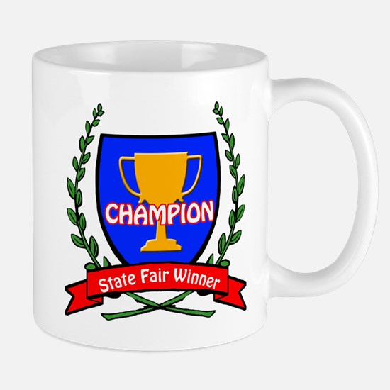 State Fair Winner Mug