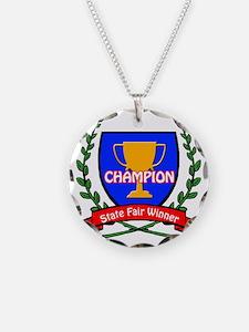 State Fair Winner Necklace