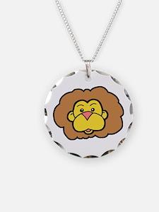 Cute Lion Necklace