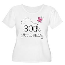 30th Anniversary Gift T-Shirt