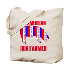 All American Hog Tote Bag