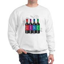 Wine Bottles Jumper