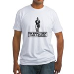 I'm what the call a PLAYA Fitted T-Shirt