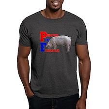 proud pig farmer T-Shirt