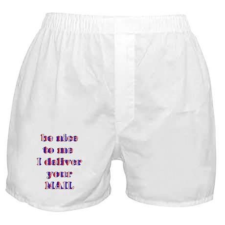 nice mailman Boxer Shorts