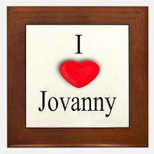 Jovanny Framed Tile