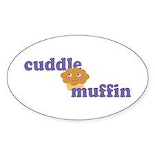 Cuddle Muffin Decal