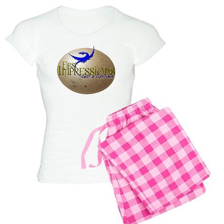 FIRST IMPRESSIONS Women's Light Pajamas