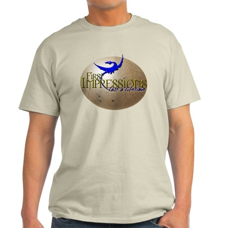 FIRST IMPRESSIONS Light T-Shirt