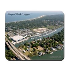 Virginia Beach Aerial Mousepad