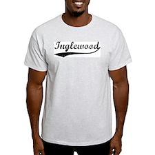 Vintage Inglewood Ash Grey T-Shirt