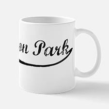 Vintage Huntington Park Mug
