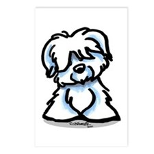 Coton Cartoon Postcards (Package of 8)