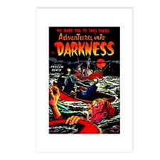 Adventures Into Darkness Postcards (Package of 8)