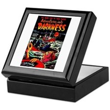 Adventures Into Darkness Keepsake Box