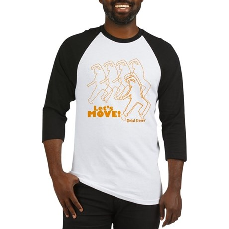 Let's Move! Baseball Jersey