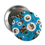 "Inuit Boy and Fish 2.25"" Button (100 Pk)"