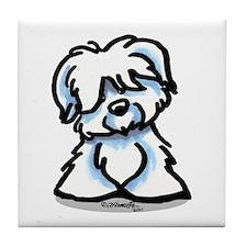 Coton Cartoon Tile Coaster