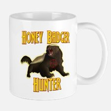 Honey Badger Hunter Mug