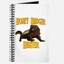 Honey Badger Hunter Journal