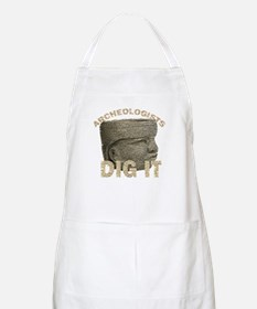 Archeologists Dig It Apron