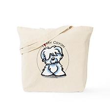 Love my Coton Tote Bag