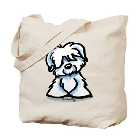 Coton Cartoon Tote Bag