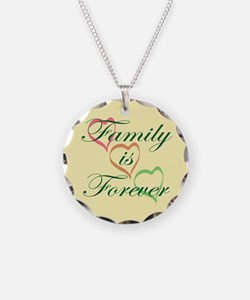 Family is Forever Necklace