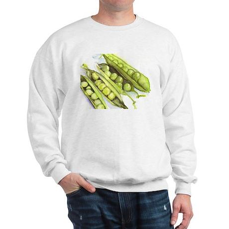 peas in a pod Sweatshirt