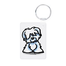 Coton Cartoon Keychains